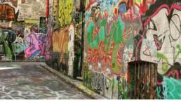 Graffiti Alley, Ontario